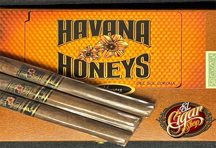 Honey Cigarillos Havana Honeys