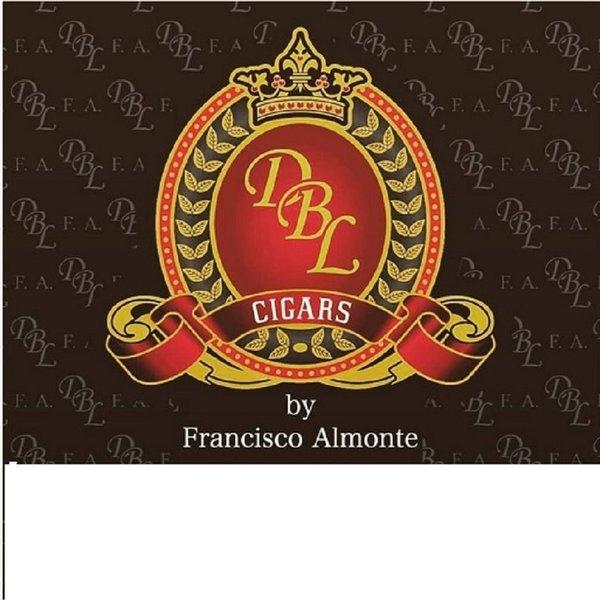 DBL Cigars DBL Johnny Walker Double Black Infused Toro