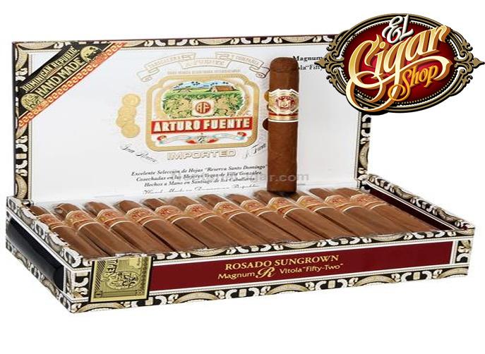 Arturo Fuente Rosado Gran Reserva Sungrown Magnum R 52 Robusto Cigars