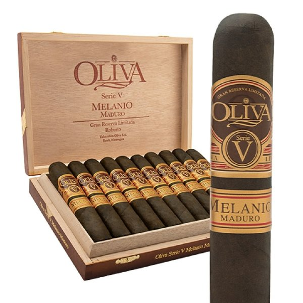 Oliva Oliva Serie V Melanio Maduro Double Toro 6 x 60