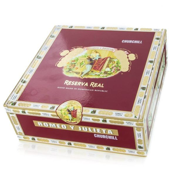 Romeo y Julieta Romeo y Julieta Reserva Real Churchill Box of 25