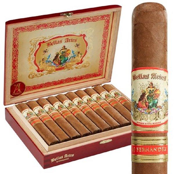 AJ Fernandez AJ Fernandez Bellas Artes Robusto Extra Box of 20