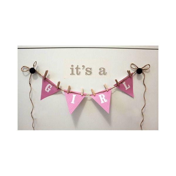 Ashton Ashton Crystal #1- It's a Girl