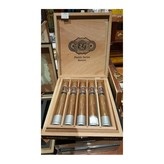 El Titan de Bronze El Cigar's Family Series Sawyer- Blanton's Bourbon Infused Toro 5 Count Box