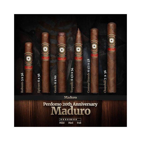 Perdomo Perdomo 20th Anniversary G660 Maduro