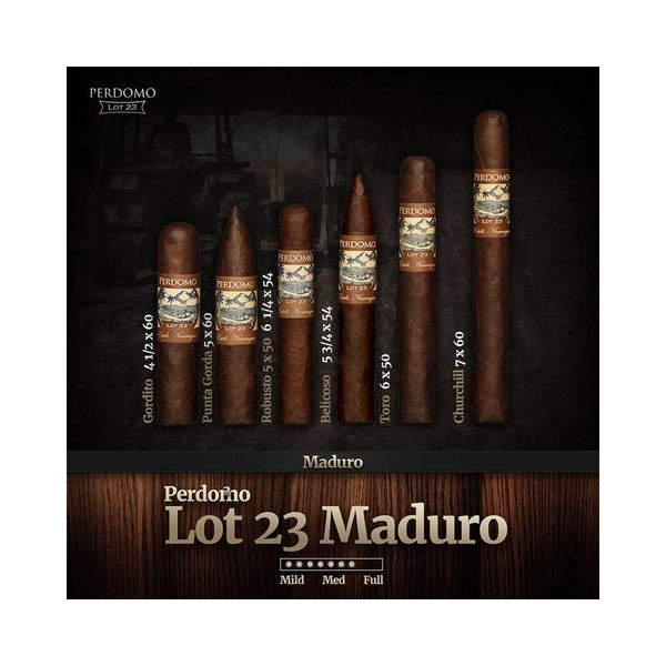 Perdomo Perdomo Lot 23 Maduro Toro