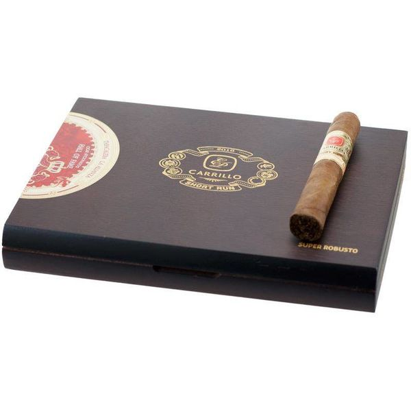 EP Carrillo E.P. Carrillo Short Run Nicaraguan Edicion Super Robusto