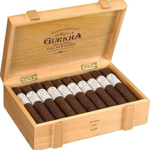 Gurkha Cigar Group, Inc Gurkha Cellar Reserve 15 Year Kraken XO