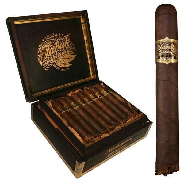 Tabak Tabak Especial Toro Negra Box of 24