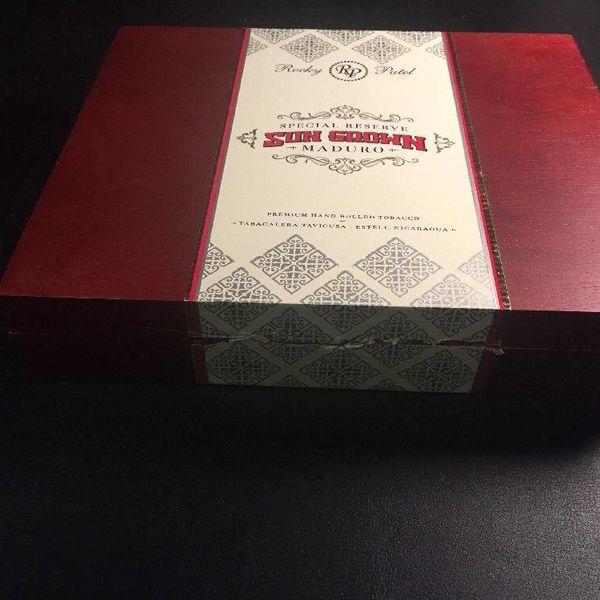 Rocky Patel Rocky Patel Sun Grown Maduro Robusto Box of 20