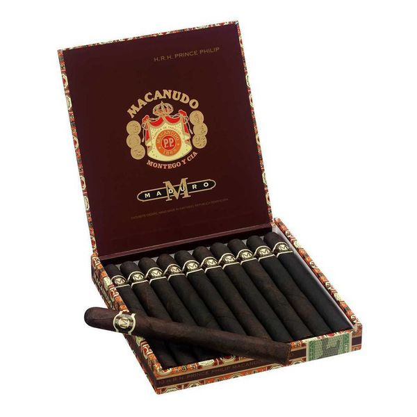 Macanudo Macanudo Prince Phillip Maduro Box of 10