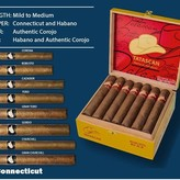 Tatascan Tatascan Connecticut Shade Churchill Box of 21