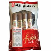 Alec Bradley Alec Bradley Humidified Fresh Pack Toro Sampler