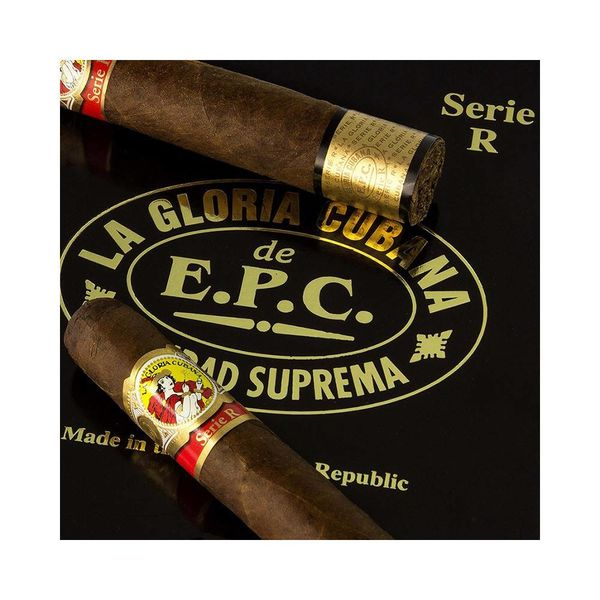 La Gloria Cubana La Gloria Cubana Serie R #7 Natural Box of 24