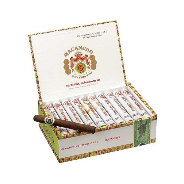 Macanudo Macanudo Hampton Court Cafe Box of 25