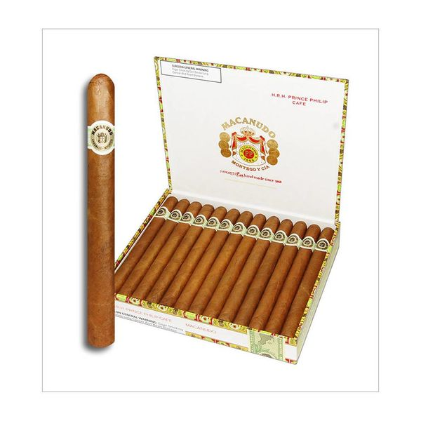 Macanudo Macanudo Prince Phillip Cafe Box of 25