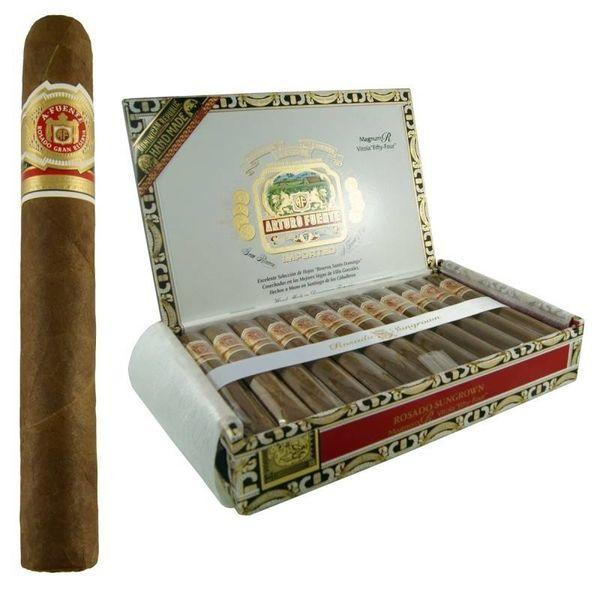 JC Newman/ Fuente Arturo Fuente Rosado Gran Reserva Sungrown Magnum R #54 Box of 25