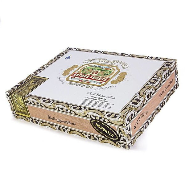 JC Newman/ Fuente Arturo Fuente Double Chateau Fuente Natural Box of 20