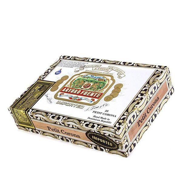 JC Newman/ Fuente Arturo Fuente Gran Reserva Petit Corona Natural Box of 25