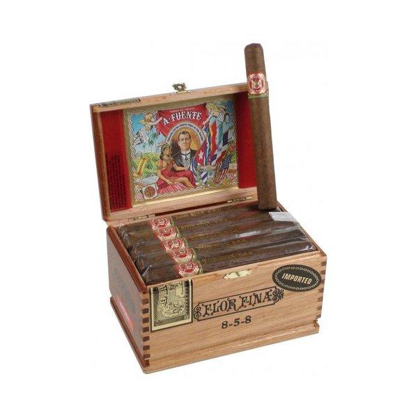 JC Newman/ Fuente Arturo Fuente Gran Reserva Flor Fina 858 Natural Box of 25