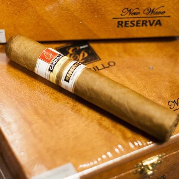 EP Carrillo E.P. Carrillo New Wave Reserva Connecticut Inmenso