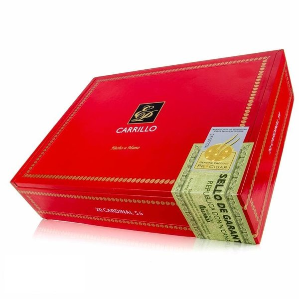 EP Carrillo E.P. Carrillo Cardinal 52 Natural Box of 20
