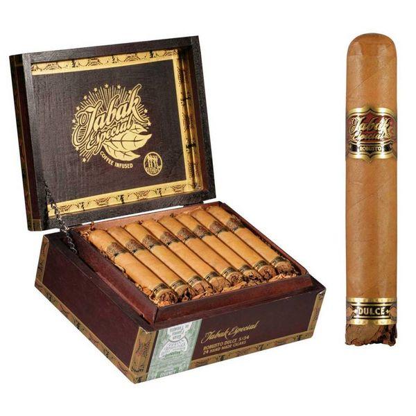 Tabak Tabak Especial Robusto Dulce Box of 24