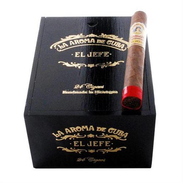 Aroma de Cuba La Aroma de Cuba El Jefe Box of 24