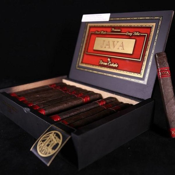 Java Java Red Corona Box of 24