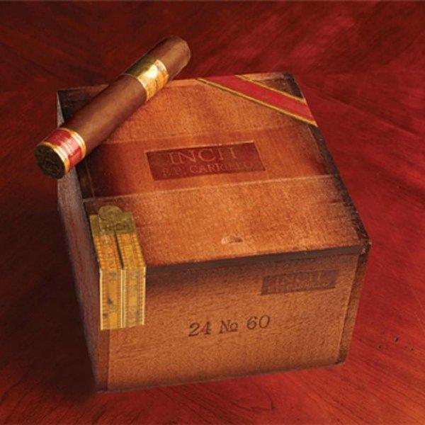 EP Carrillo E.P. Carrillo INCH #62 Colorado Box of 24