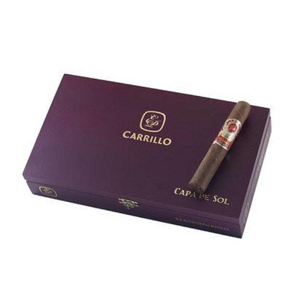 EP Carrillo E.P. Carrillo Capa Del Sol Robusto Royal Box of 24