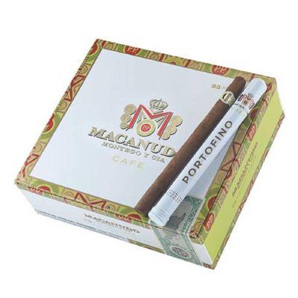 Macanudo Macanudo Portofino Cafe Box of 25