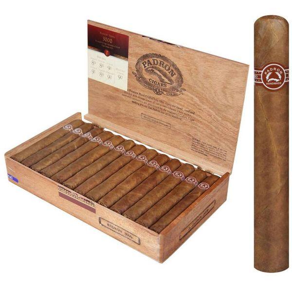 Padron Cigars Padron 3000 Natural Box of 26
