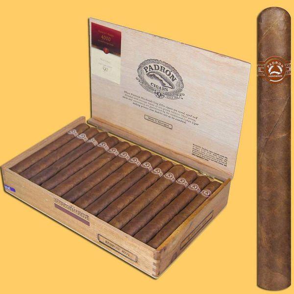 Padron Cigars Padron 4000 Natural Box of 26