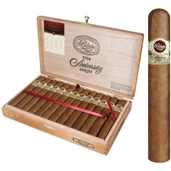 Padron Cigars Padron 1964 Imperial Natural Box of 25