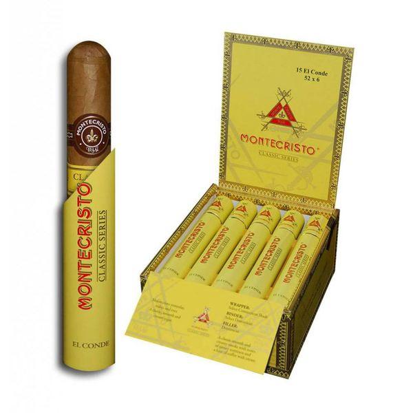 Monte Cristo MonteCristo Classic El Conde Box of 15