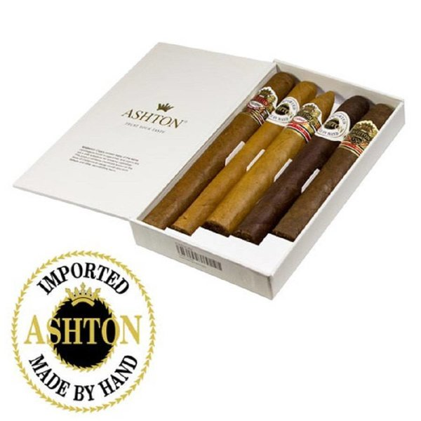 Ashton Ashton 5 Cigar Assortment Sampler