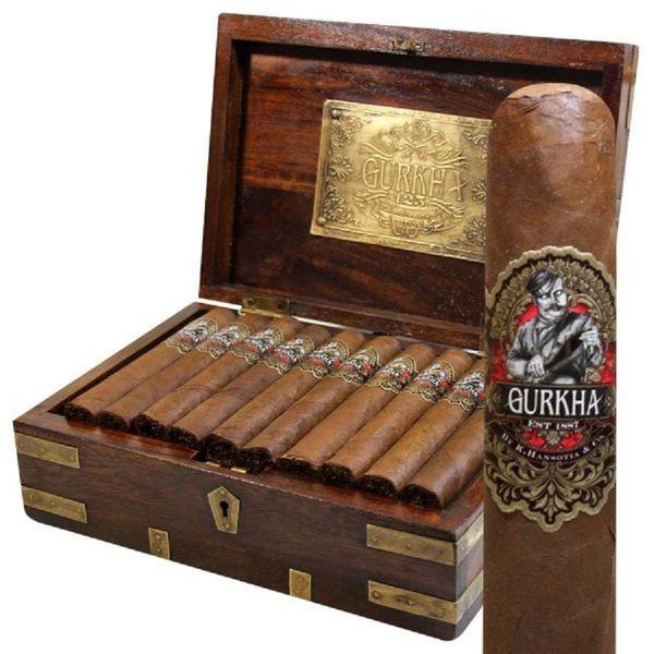 Gurkha Cigar Group, Inc Gurkha 125th Anniversary Robusto