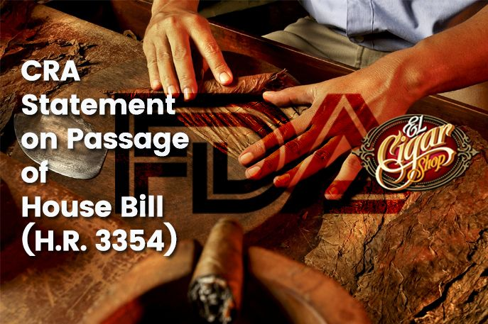 CRA Statement On Passage Of House Bill