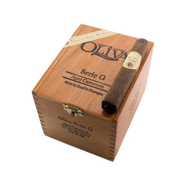 Oliva Oliva Serie G Aged Cameroon Robusto Box of 25