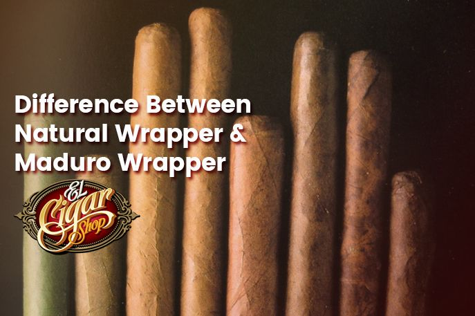 What is the Difference Between a Natural Wrapper and a Maduro Wrapper?