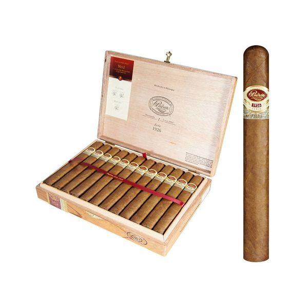 Padron Cigars Padron 1926  #1 Natural Box of 24