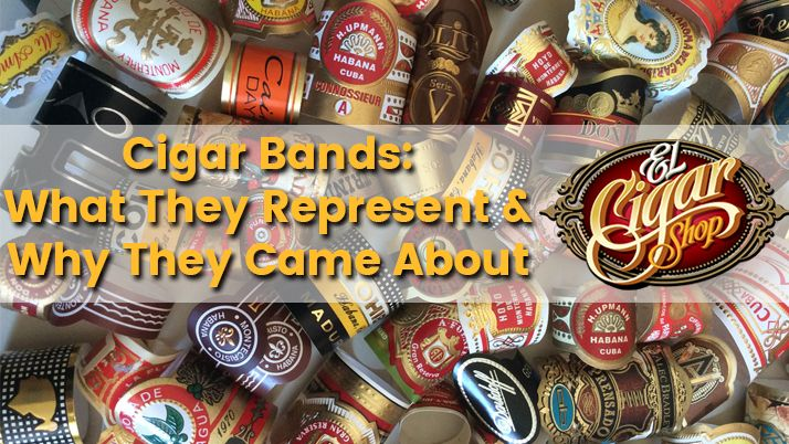 Cigar Bands: What They Represent and Why They Came About