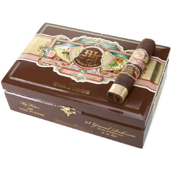 """My Father Cigars My Father """"MF The Judge"""" Box Pressed Grand Robusto"""