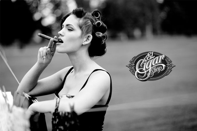 A Brief History of Women and Cigars