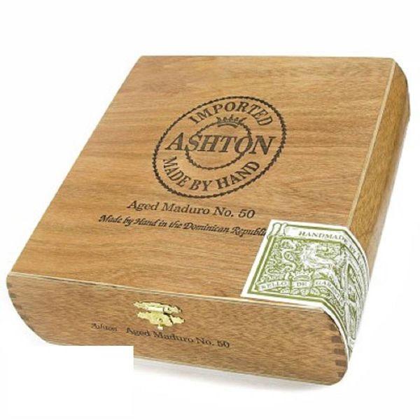 Ashton Ashton Aged Maduro #50 Box of 25
