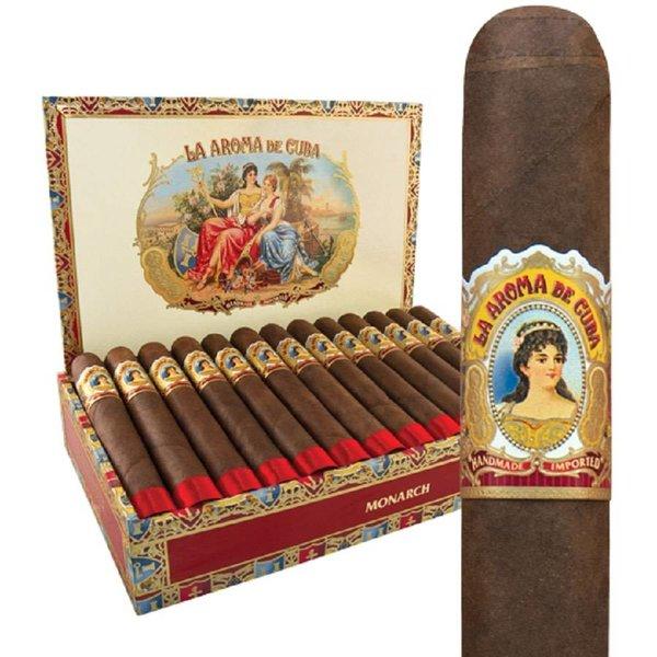 Aroma de Cuba La Aroma de Cuba Monarch Box of 25