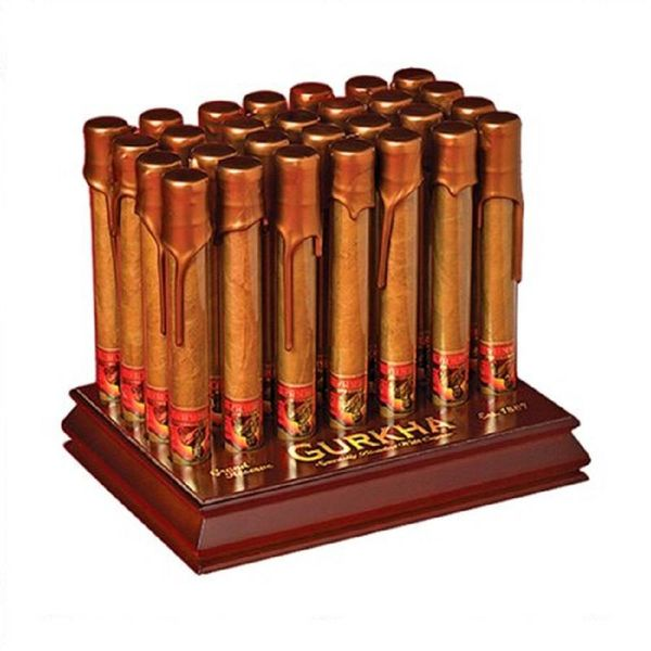 Gurkha Cigar Group, Inc Gurkha Grand Reserve Cognac Infused Natural Robusto