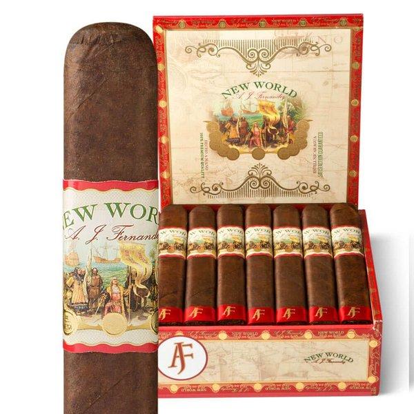 AJ Fernandez AJ Fernandez New World Gobernador Toro Box of 21
