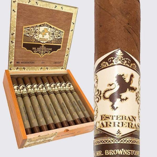 Esteban Carreras Esteban Carreras Mr. Brownstone Habano Chuchy Box of 20